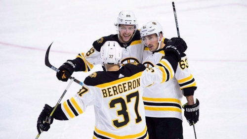 Hats off to Bruins scouts for Pastrnak, Marchand & Bergeron