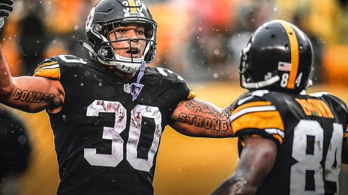Steelers RB James Conner expected to exit concussion protocol on Wednesday