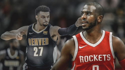 Rockets' Chris Paul says Nuggets' Jamal Murray doesn't have any ceiling