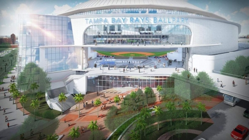 Time running out for officials to reach stadium deal with Rays