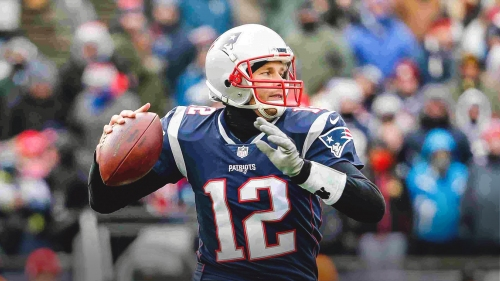 Patriots QB Tom Brady says he has to figure out how to 'get the ball to everybody'