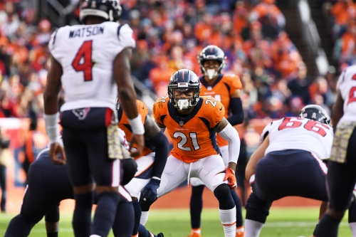 Broncos safety Su'a Cravens eager for increased role after injury
