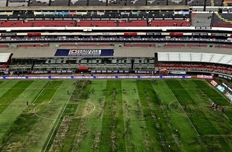 NFL moves Chiefs-Rams to LA from Mexico City because after poor field conditions
