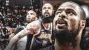 Tyson Chandler thankful to join Lakers now rather than around trade deadline
