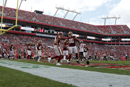 Redskins at Buccaneers: What we learned from the Week 10 matchup