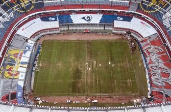 Sorry sod: Monday's Chiefs-Rams game moved from Mexico City to LA
