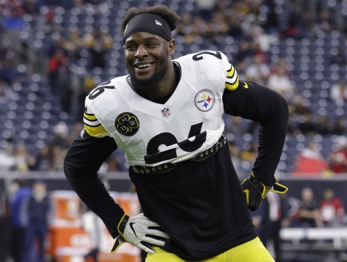 Pittsburgh Steelers' Le'Veon Bell refuses to sign tag, officially out for entire 2018 season
