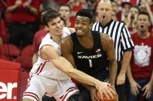 Xavier v. Wisconsin: Streams, stats, and keys to the game.