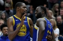 Warriors suspend Draymond Green for Kevin Durant confrontation