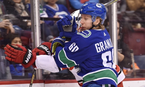 Markus Granlund's 19-goal season is the worst thing that could have happened to him
