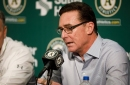 A's manager Bob Melvin wins Manager of the Year for third time