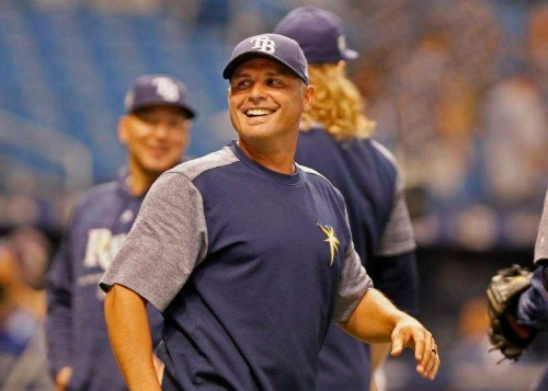 Rays' Kevin Cash third in AL Manager of the Year voting