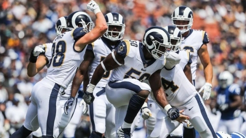 Rumors: Rams, Chiefs threatening to boycott Mexico City game was 'main reason' for move to LA
