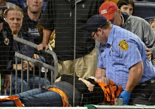 Company sued over foul-ball injury at Pirates game cries foul about judge