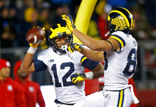 Michigan football remains 4th in College Football Playoff rankings