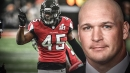 Bears legend Brian Urlacher excited for Deion Jones to return to Falcons