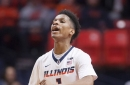 Trent Frazier ruled out against Georgetown, per Illini Inquirer