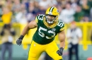 Tuesday Injury Report: Four Packers left at home as team travels to Seattle
