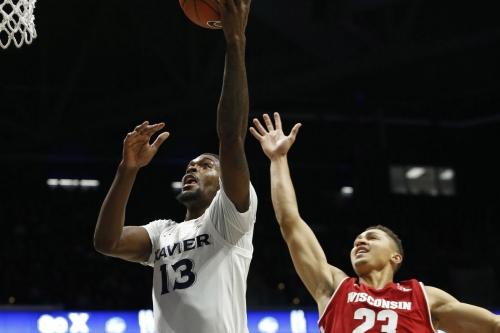 Wisconsin Beats Xavier 77-68: Recap