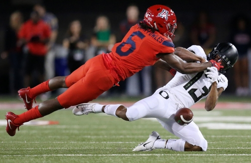 Mature approach helped Wildcats safety Demetrius Flannigan-Fowles overcome early funk