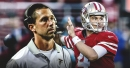 49ers coach Kyle Shanahan proclaims Nick Mullens is the team's starting QB