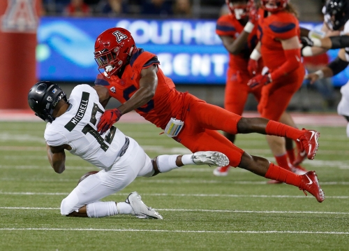 Arizona Wildcats safety Demetrius Flannigan-Fowles overcomes early benching