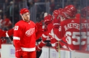 Red Wings leave Coyotes howling, 6-1, with 7th win in 8 games