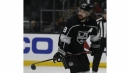 Kings' Drew Doughty would like to keep all his time on ice