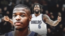 Mavs' Dennis Smith Jr. denies team's rift with DeAndre Jordan