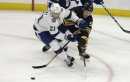 Bounces work against Lightning in loss to Sabres