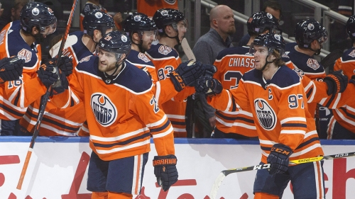 Draisaitl scores and adds 2 assists to power Oilers past Canadiens