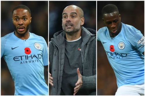 Man City news and transfers LIVE injury latest on Benjamin Mendy as players join international squads