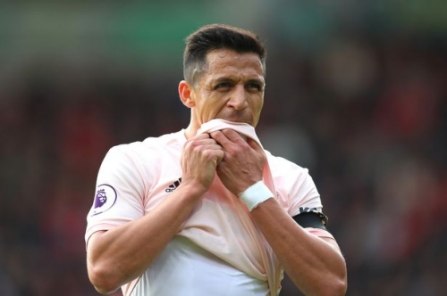 Manchester United fans send damning Alexis Sanchez transfer message to Jose Mourinho