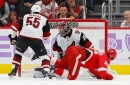 Enjoy it while it lasts: Detroit Red Wings finding ways to score, win