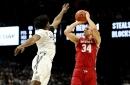 Reactions: Wisconsin's Brad Davison Gator-chomps Xavier in Badgers' win at Cintas Center