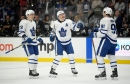 Leafs ride hot power play to thumping of Kings