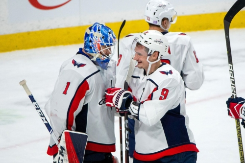 Wild fall flat in homecoming loss to Capitals