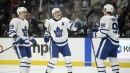 Leafs crush Kings in battle of clubs headed in opposite directions