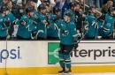 Predators 4, Sharks 5: Jumbo scores No. 400 as Predators become prey