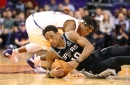 Game Preview: San Antonio Spurs at Phoenix Suns