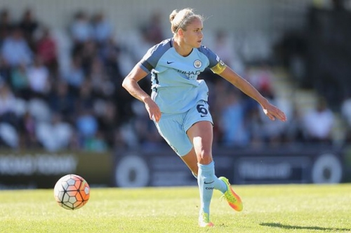Referee who made Man City Women captain Steph Houghton play rock-paper-scissors suspended by FA
