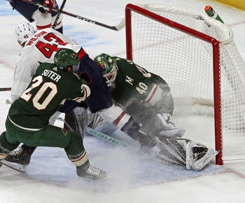 NHL roundup: Suspension over early, Wilson helps lead Caps past Wild