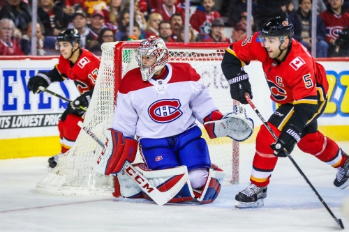 Preview: Calgary Flames vs Montreal Canadiens 11/15/18 (19/82): Flames Look For Split With Montreal