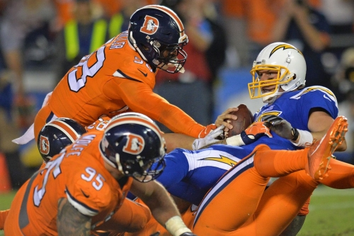 Broncos' defense eager to get after Philip Rivers