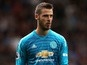 David de Gea 'stalling on new Manchester United deal'