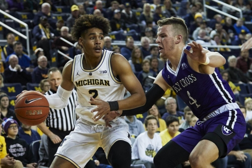11/14 Big Ten Preview: Michigan Looks for Revenge In NCAA Championship Rematch