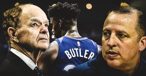 Glen Taylor knows it was hard for Tom Thibodeau to let Jimmy Butler go