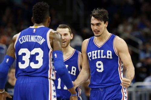 Dario Saric and Robert Covington Provide an Injection of Two-Way Talent