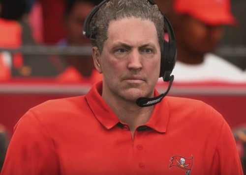 It seems that Madden knows something the Buccaneers don't