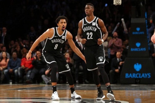 Spencer Dinwiddie talks to NetsDaily about Nets emotional roller-coaster